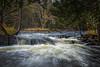 Cordova falls, Havellock, October 21, 2017, Canon 6D, .32mm, 1/3 sec,  F16, ISO 50