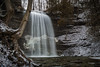Waterfall, Jackson Falls, Prince Edward County, January 28,2017,Canon 6D, .8 sec, F16, ISO 50