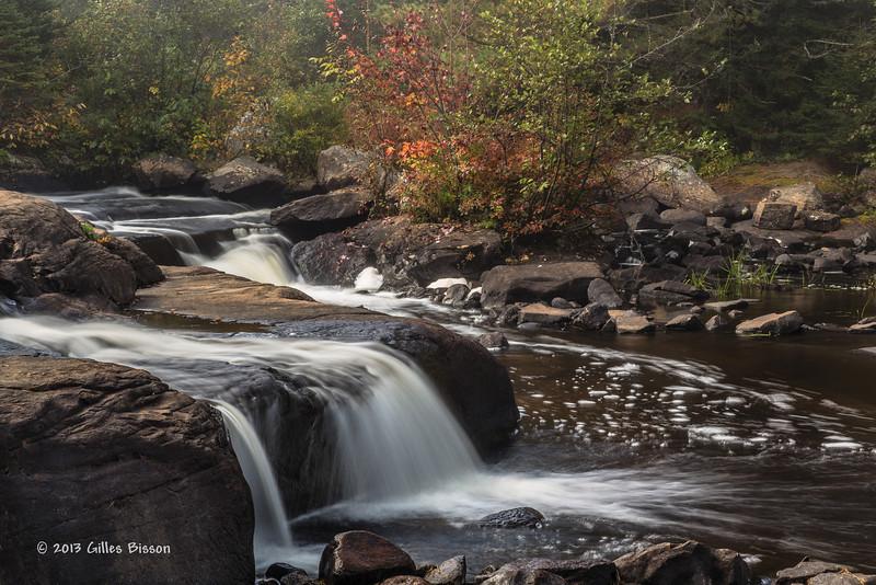 Mew Lake Trail, Algonquin Park, Sept 28 2013,#8571, Canon 6D-1.3sec -F22-ISO50-LR5