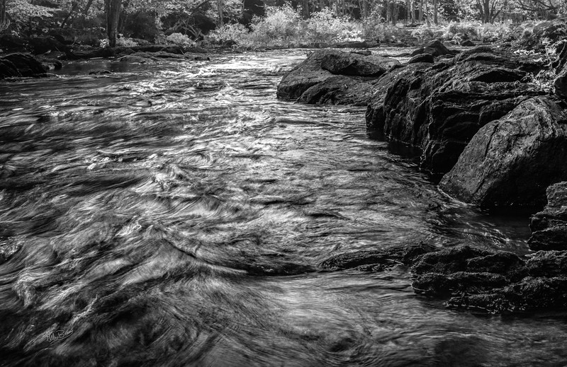 Landscape HIgh Falls, Skootamatta River, October 09, 2018, Canon 7D, Mark II, 1/5sec, F16, ISO 100
