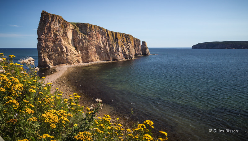 Perce, Gaspesie, Gulf of St-Lawrence, September 4, 2016, Canon 6D, 28mm, 1/125, F13, ISO 400