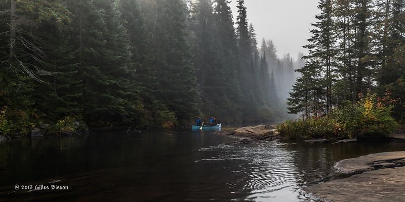 Mew Lake Trail, Algonquin Park, Sept 28 2013,#8599, Canon 6D-1/20 sec -F6.3-ISO50-LR5