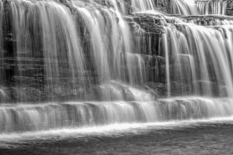 Healey Falls, Campebellford, October 21, 2017, Canon 6d, 105mm, 1sec, f18, ISO 50