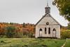 Old church, October 03 2012, Highway 58 New York