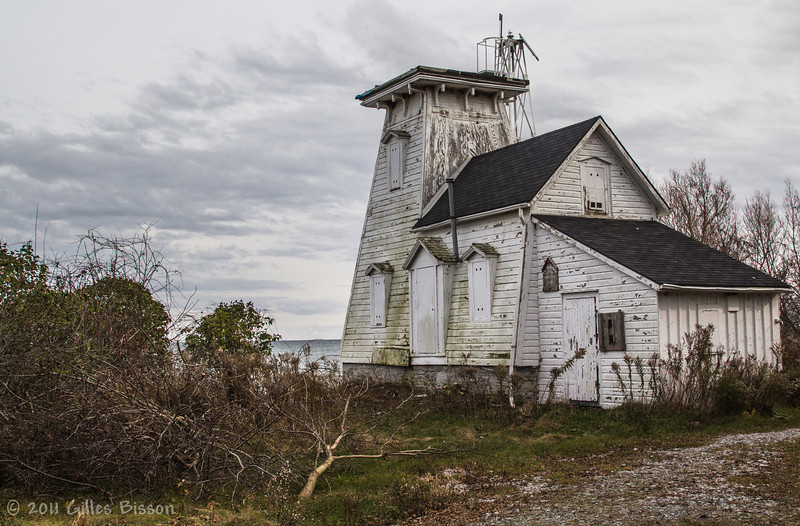 Prince Edward Point Lighthouse, November 17  2011