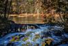 Cordova Falls, Fall landscape, October 11, 2020, Sony AR74, 1/4 sec,,F16, ISO 80