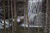 Waterfall, Jackson Falls, Prince Edward County, January 28,2017,Canon 6D, 1/6 sec, F9, ISO 50