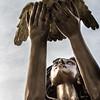 Statue, November 03 2012, Belleville Cemetery