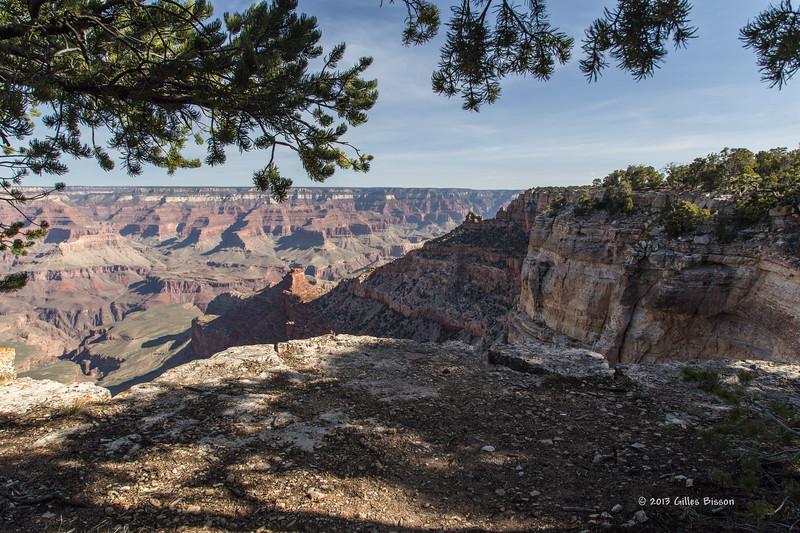 Grand Canyon, South Rim, Arizona, April 05 2013, #1246