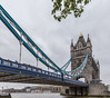 Tower Bridge, London, England, July 11 2014