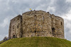 Clifford's Tower, York, England, July 08 2014