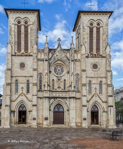 Cathedral of San Fernando, San Antonio, Texas, March 18 2015, Canon 6D, 24-105mm,1/125,F9.0,ISO160