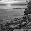Sandbanks Provincial Park sunset, April 15 2016, Canon 6D .8sec, F14, ISO 50
