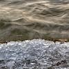 Ice,Sandbanks Provincial Park, February 21 2016, Canon 6D .4sec, F14, ISO 50