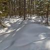 Snowscape, Algonquin Park, March 6 2016, Canon 6D, 24-105mm, 1/13sec, F16, ISO 50