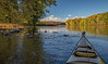 Kayaking on Moira river