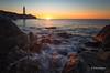 Sunrise at Cap-des-rosiers