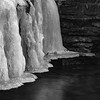 Ice formations, Healy Falls, January 21, 2017, Canon 6D, 88mm, .6sec, F16, ISO 50