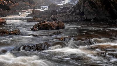 HIgh Falls, Skootamatta River, October 09, 2018, Canon 7D, Mark II, .8 sec, F14, ISO 100