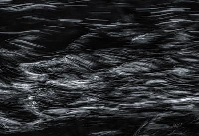 HIgh Falls, Skootamatta River, October 09, 2018, Canon 7D, Mark II, 1/6 sec, F13, ISO 100