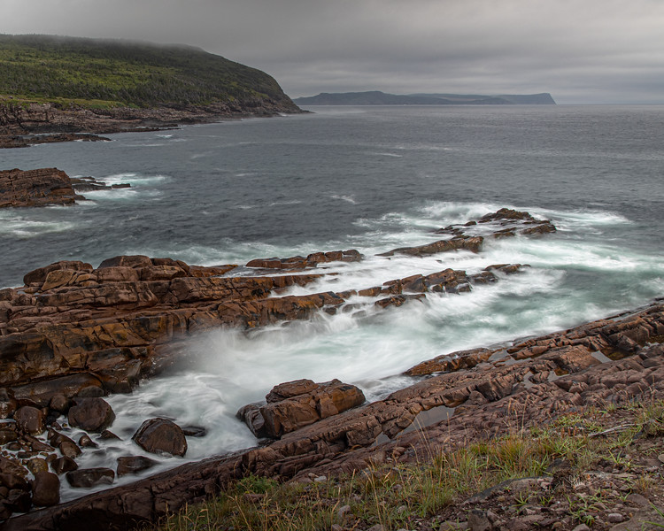 Cape Spear, Newfoundland, August 23 2019, Canon EOS R, 1.3 sec , F13, ISO 50