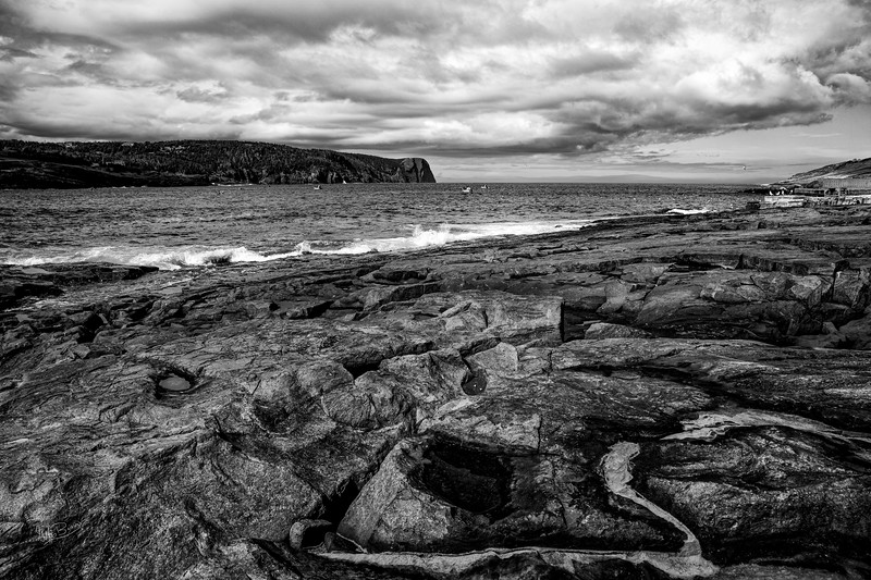 Flat Rock, Newfoundland, August 23, 2019, Canon EOS R, 1/80, F14, ISO 50