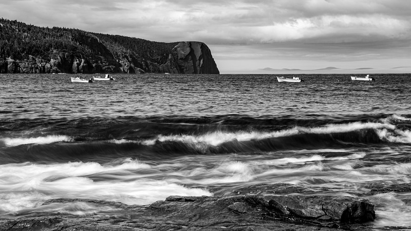 Flat Rock, Newfoundland, August 23, 2019, Canon EOS R, .3sec , F14, ISO 50