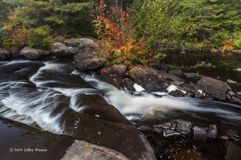 Mew Lake Trail, Algonquin Park, Sept 28 2013,#8594, Canon 6D-1.3sec -F22-ISO50-LR5