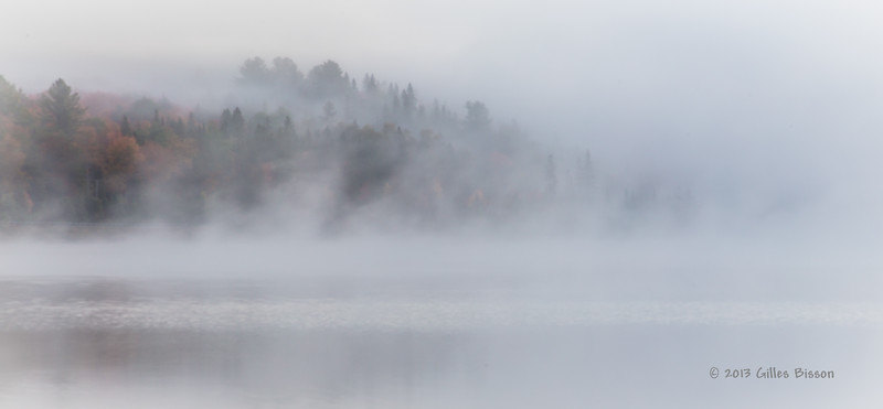 Lake of Two Rivers, Algonquin Park, Sept 27 2013, #8212, Canon 6D-1.6sec-F13-ISO50-LR5