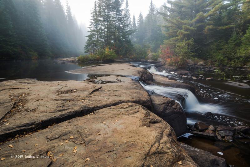 Mew Lake Trail, Algonquin Park, Sept 28 2013,#8567, Canon 6D-1.3sec -F22-ISO50-LR5