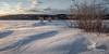 Snowscape, Algonquin Park, March 4 2016, Canon 6D, 24-105mm, 1/6sec, F20, ISO 50