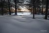 Snowscape, Algonquin Park, March 4 2016, Canon 6D, 24-105mm, 10sec, F14, ISO 50