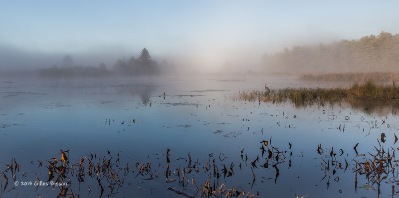 Lake of Two Rivers, Algonquin Park, Sept 27 2013, #8306, Canon 6D-1.3sec-F13-ISO50-LR5