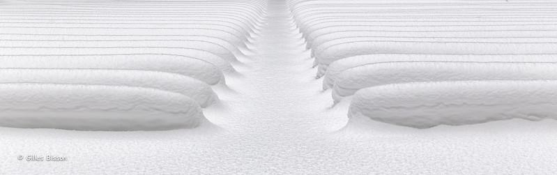 Snowscape, Algonquin Park,East Beach theatre, March 07 2015, Canon 6D, 1/160,F10,ISO100