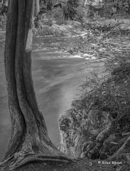 Tea Lake Dam, landscape, September 27 2015, Canon 6D, 24-105mm, 3.2 sec, F18, ISO 50