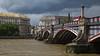 Lambeth Bridge, London, England, June 28 2014