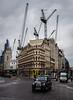 London city cranes, July 11 2014