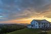 Sunrise at Castle Rock Inn, Ingonish Ferry, Cape Breton, Nova Scotia, Sept 3 2015, 1/100, F 8.0, ISO 400