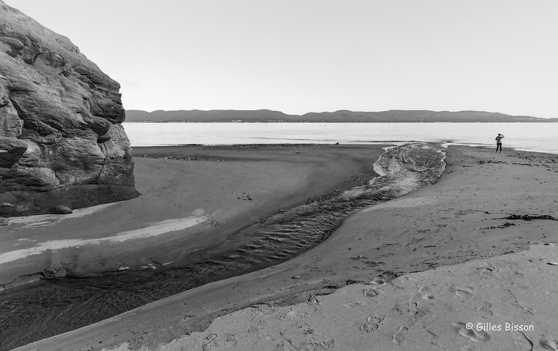 Seal Cove, Gaspesie, Quebec,September 4, 2016, Canon 6D, 24mm, F13, ISO 400