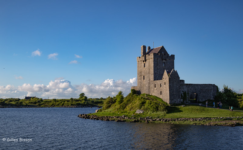 Dunguaire Castle, Galway Bay, Ireland, May 21, 2016, Canon 6D, 1/125, F10, ISO 50