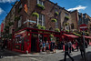 The temple Bar, Dublin, Ireland, May 15, 2016, Canon 6D, 24-105mm, 1/125, F09, ISO 320