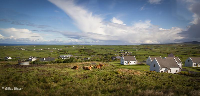 Landscape, Clare, Ireland, May 22, 2016, Canon 6D, 1/500, F7.1, ISO 400