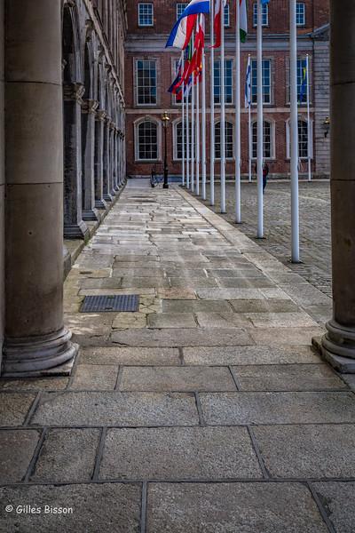 Dublin Castle, Dublin, Ireland, May 15, 2016, Canon 6D, 24-105mm, 1/125, F11, ISO 500