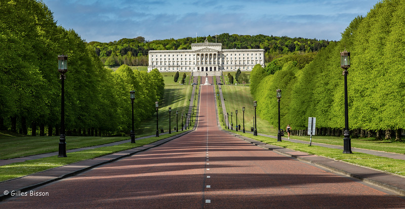 Stormont Estate, Belfast, Northern Ireland,  May 16, 2016, Canon 6D, 24-105 mm, 1/160, F11, ISO 125