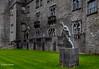 Diana the Huntress, Kilkenny Castle, Kilkenny, Ireland, May 26, 2016, Canon 6D, 24-105mm, 1/125, F5.6, ISO  100