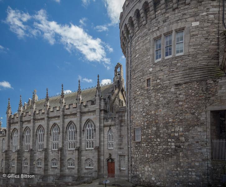 Dublin Castle, Dublin, Ireland, May 15, 2016, Canon 6D, 24-105mm, 1/125, F11, ISO 800