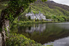 Kylemore Abbey, Ireland,May 21, 2016, Canon 6D, 1/125, F11, ISO 500