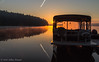 Mississagagon Lake Sunrise, September 12 2012