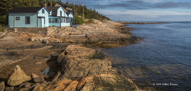 Tadoussac, Quebec, at the mouth of the Saguenay River, Sept 3 2013,#6125, Canon 6D-24-105mm-1/125-F9.0-ISO100-LR5