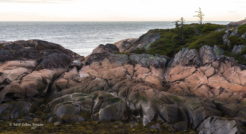 St-Lawrence Sunrise,Sept 4 2013, #6232,Canon 6D-24-105mm-.8Sec-F22-ISO50-LR5